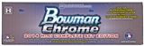2014 Bowman Chrome Mini Baseball Hobby Box (Set)