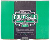 2014 Leaf Best Of Unopened Edition Football Hobby Box