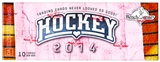 BenchWarmer Premier Edition Hockey Hobby Box (2014)