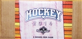 BenchWarmer Premier Edition Hockey Hobby 8-Box Case (2014)