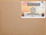 2014 Leaf Cal Ripken Ironman Signature Collection Baseball Hobby 10-Box Case