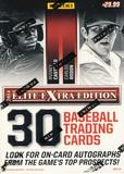 2014 Panini Elite Extra Edition Baseball 6-Pack Box