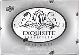 2014 Upper Deck Exquisite Golf Hobby Box
