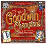 2014 Upper Deck Goodwin Champions Hobby Box