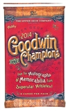 2014 Upper Deck Goodwin Champions Hobby Pack