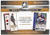 2014/15 In The Game Draft Prospects Hockey Hobby Box