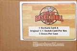 2013/14 Leaf Best Of Basketball Hobby 3-Box Case