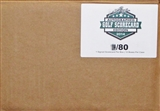 2014 Leaf Autographed Scorecard Edition Golf Hobby 12-Box (Pack) Case