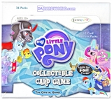 My Little Pony The Crystal Games Booster Box (Enterplay 2014)