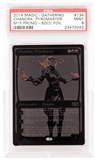 Magic the Gathering Promo Single Chandra, Pyromaster SDCC Black Variant - PSA 9