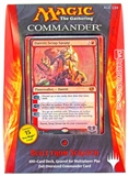 Magic the Gathering Commander Deck (2014) - Built from Scratch (Red)