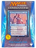 Magic the Gathering Commander Deck (2014) - Peer Through Time (Blue)