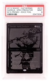Magic the Gathering Promo Single Garruk, Apex Predator SDCC Black Variant - PSA 9