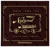 2014 Panini National Treasures Baseball 4-Box Case - DACW Live 30 Spot Random Team Break #12
