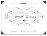 2013/14 Panini National Treasures Basketball Case - DACW Live 30 Spot Random Team Break