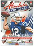 2014 Panini Absolute Football 10-Box Hobby Case - DACW Live 30 Spot Random Team Break #11