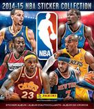 2014/15 Panini NBA Sticker Basketball Album