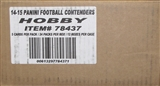 2014 Panini Contenders Football Hobby 12-Box Case