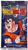 Panini Dragon Ball Z Booster Blister Pack (Lot of 50)