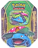 2014 Pokemon EX Power Trio Fall Tin - Venusaur-EX
