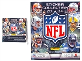 2014 Panini NFL Football Sticker Box & Album