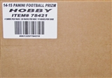 2014 Panini Prizm Football Hobby 12-Box Case