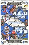 2014 Panini Totally Certified Football Hobby 14-Box Case - DACW Live 32 Spot Random Team Break #5