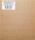 2014 Panini Certified Football Hobby 24-Box Case