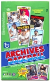 2014 Topps Archives Baseball Hobby Box