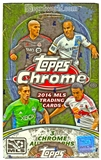 2014 Topps MLS Chrome Soccer Hobby Box