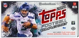 2014 Topps Hobby Factory Set Football (Box)