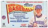 2014 Topps Heritage Minor League Baseball Hobby Box