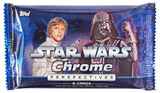 Star Wars Chrome: Perspectives Hobby Pack (Topps 2014)