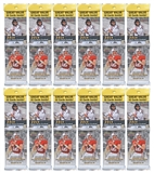 2014 Upper Deck Football Fat Pack (Lot of 12) (384 Cards!)