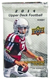 2014 Upper Deck Football Hobby Pack