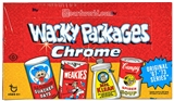 Wacky Packages Chrome Hobby Box (Topps 2014)