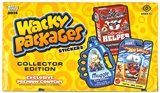 Wacky Packages Series 1 Collector's Edition Hobby Box (Topps 2014) (Presell)