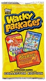 Wacky Packages Series 1 Collector's Edition Hobby Pack (Topps 2014)