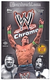 2014 Topps WWE Chrome Wrestling Hobby Box