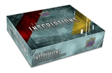 2015 Upper Deck Inscriptions Football Hobby 16-Box Case (Presell)