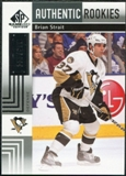 2011/12 Upper Deck SP Game Used #151 Brian Strait /699