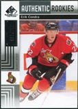 2011/12 Upper Deck SP Game Used #160 Erik Condra /699