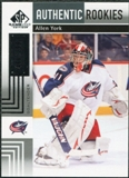 2011/12 Upper Deck SP Game Used #170 Allen York /699