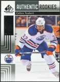 2011/12 Upper Deck SP Game Used #179 Colten Teubert RC /699