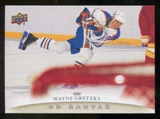 2011/12 Upper Deck Canvas #C241 Wayne Gretzky RET