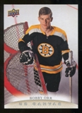 2011/12 Upper Deck Canvas #C247 Bobby Orr RET