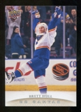 2011/12 Upper Deck Canvas #C255 Brett Hull RET