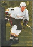 2010/11 Upper Deck Black Diamond Gold #119 Teemu Selanne 10/10
