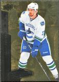 2010/11 Upper Deck Black Diamond Gold #131 Daniel Sedin 6/10
