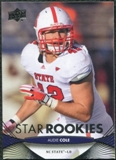 2012 Upper Deck #57 Audie Cole RC
